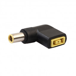 Rectangle DC Socket Female to 7.9x5.5mm DC Male Plug Converter Adapter