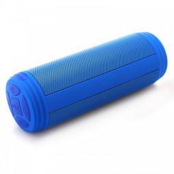 T3 Wireless Bluetooth Speaker Portable Waterproof Music Box for Outdoor - Blue
