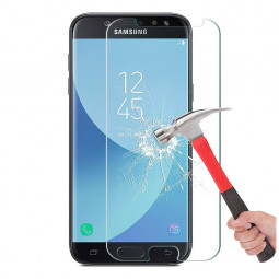 Ultra Thin Clear 9H Hardness Scratch Resistant Tempered Glass Screen Protector for Samsung Galaxy J5 2017/J520