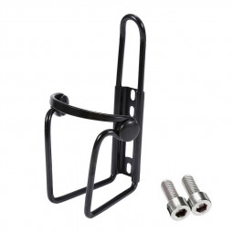 Bicycle Cycling Water Bottle Cage Drink Holder Carrier Rack Bracket - Black