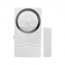 SF19R Wireless Security Door Window Open Alarm Magnetic Sensor Burglar Alert Warning System