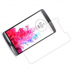 Premium 0.3mm 2.5D Tempered Glass Screen Protector Film for LG G3 Mini/G3 Beat