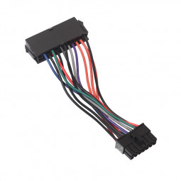 ATX 24pin to 14pin Adapter Power Cable Cord Converter for Lenovo Q77 B75 A75 Q75 Motherboard