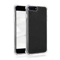Slim TPU Case Shockproof Full Protector Cover for iPhone 7/8 - Clear