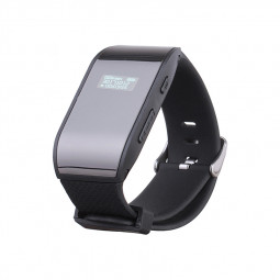SK-202 Digital Mini Voice Recorder Wearable Wristband 8GB Audio Recording Watch with MP3 Player
