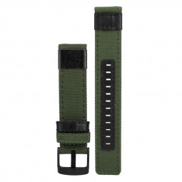 42mm Durable Nylon Replacement Sport Watchband Wrist Bracelet Strap for Apple Watch - Army Green