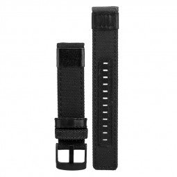 38mm Jeep Nylon Replacement Strap Band for Apple Watch - Black