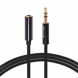 Headphone Extension Cord Cable 3.5mm Jack Male to Female Aux Audio Cable - 5m