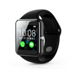 Q7SP Smart Watch Sport Bracelet Fitness Tracker IPS Calories Sleep Monitor Call Reminder Wrist Band - Black