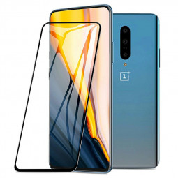 High Transparency Ultra Thin 3 D Tempered Glass Screen Protector Film for OnePlus 7 Pro