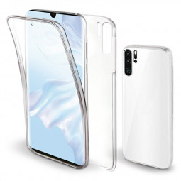 Ultra Slim Back Case Soft Transparent TPU Full Body Phone Case Cover for Huawei P30 Pro