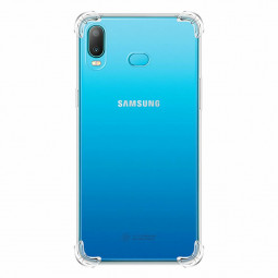 Protective Skin Case Soft TPU Silicon Bumper Slim Phone Back Cover for Samsung Galaxy A10S