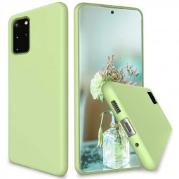 Slim Back Case Full Body Protection Phone Cover for Samsung Galaxy S20 Plus - Green