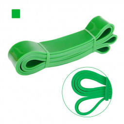 Heavy Duty Resistance Bands Latex Loop Exercise Sport Fitness Tube for Home Yoga Gym - Green