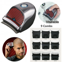Electric Hair Trimmer Clipper Professional Beard Trimmer Cordless USB Hair Cutting Machine