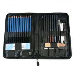 40 sets Drawing Pencils Design Design Art Supplies High Precision Drawing Pen