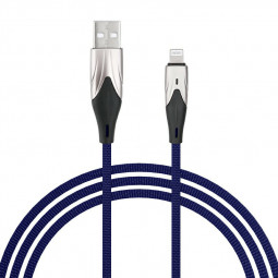 3m 8pin Charging Cable Apple iPhone Cables - Blue