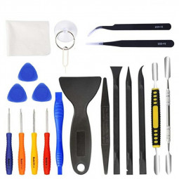 20 Piece Professional Electronics Opening Pry Tool Repair Kit
