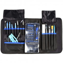 80 in 1 Electronic Opening Repair Hand Tool Kit Screwdriver Set