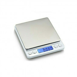 Electronic Pocket Digital Food Weighing Scales Kitchen Gold Jewellery 0.01g-500g