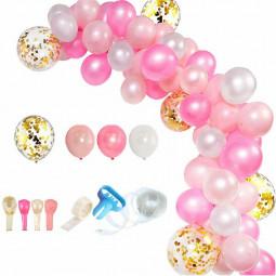 Balloon Arch Kit Set Birthday Wedding Shower Garland Party Decoration - Pink