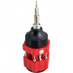 Magnetic Multitool Screwdriver RIX 13 in 1 Professional Repair Hand Tool