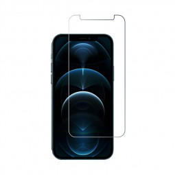 High Transparency Scratch Resistant Anti-shatter 2.5D Tempered Glass for iPhone 12 Mini