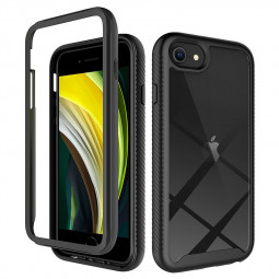 360 degree Full Body Slim Armor Case with Front Frame for iPhone 6/7/8/SE 2020