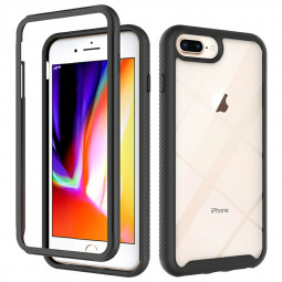 360 degree Full Body Slim Armor Case with Front Frame for iPhone 8 Plus / 7 Plus