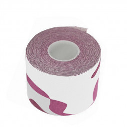 Athletic Muscle Tape Kinesiology Injury for Body Knee Rocktape 2.5cm x 5m - Pink Camouflage