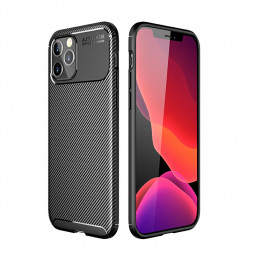 Rugged Armor PC Combination Case for iPhone 12/12 Pro - Black