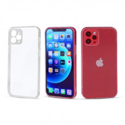 Slim TPU Back Case Shockproof Protective Back Cover for iPhone 11 Pro Max