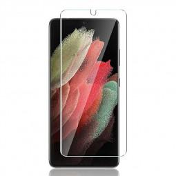 Soft Film Clear Nano Film Screen Protector for Samsung Galaxy S21 Ultra