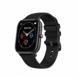 P9 Smart Watch Band Fitness Tracker IPS Calories Heart Rate Sleep Monitor Wrist Band - Black
