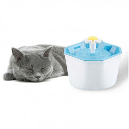 Automatic Cat Water Fountain Electric Pet Drinker Bowl Dispenser