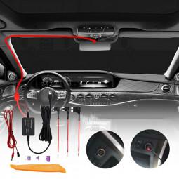 Universal HardWire Fuse Box Car Recorder Dash Cam Hard Wire Kit + Mini USB