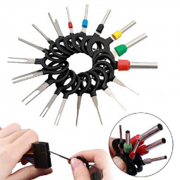 59X Wire Terminal Removal Tool Kit Car Electrical Crimp Wiring Connector Pin