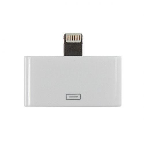 Apple 30 Pin to 8pin Adapter for iphone5/5S iPad Mini iPod Nano