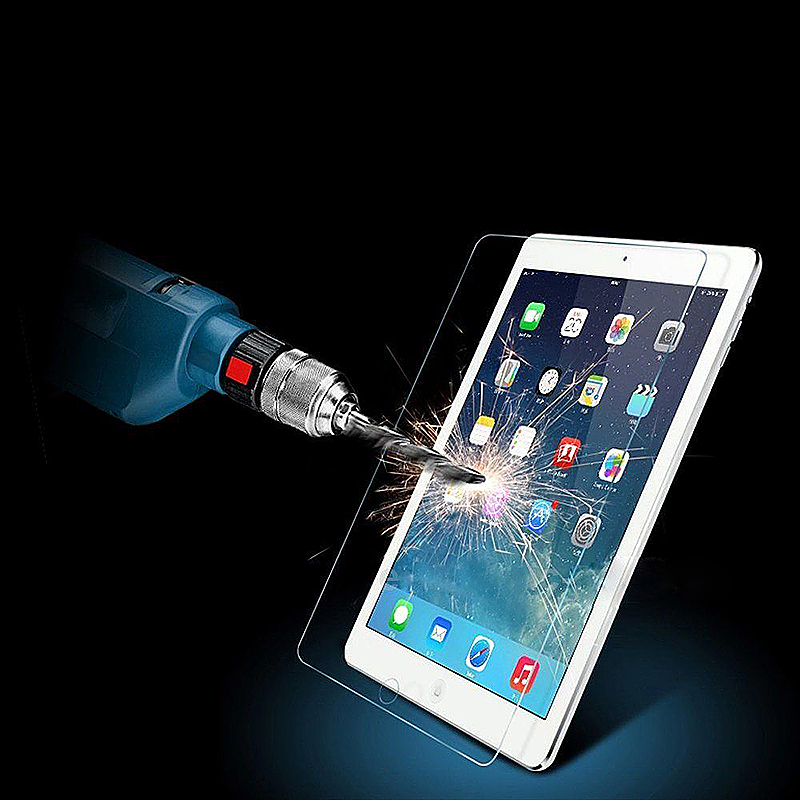 Genuine Tempered Glass Film Screen Protector for iPad Mini 4