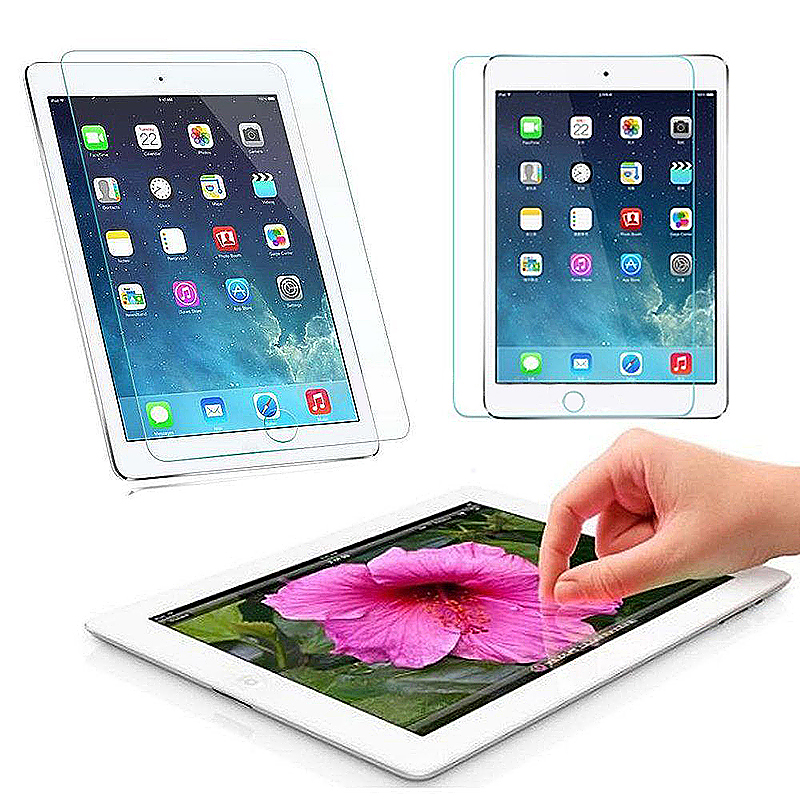 Genuine Tempered Glass Film Screen Protector for iPad 2/3/4