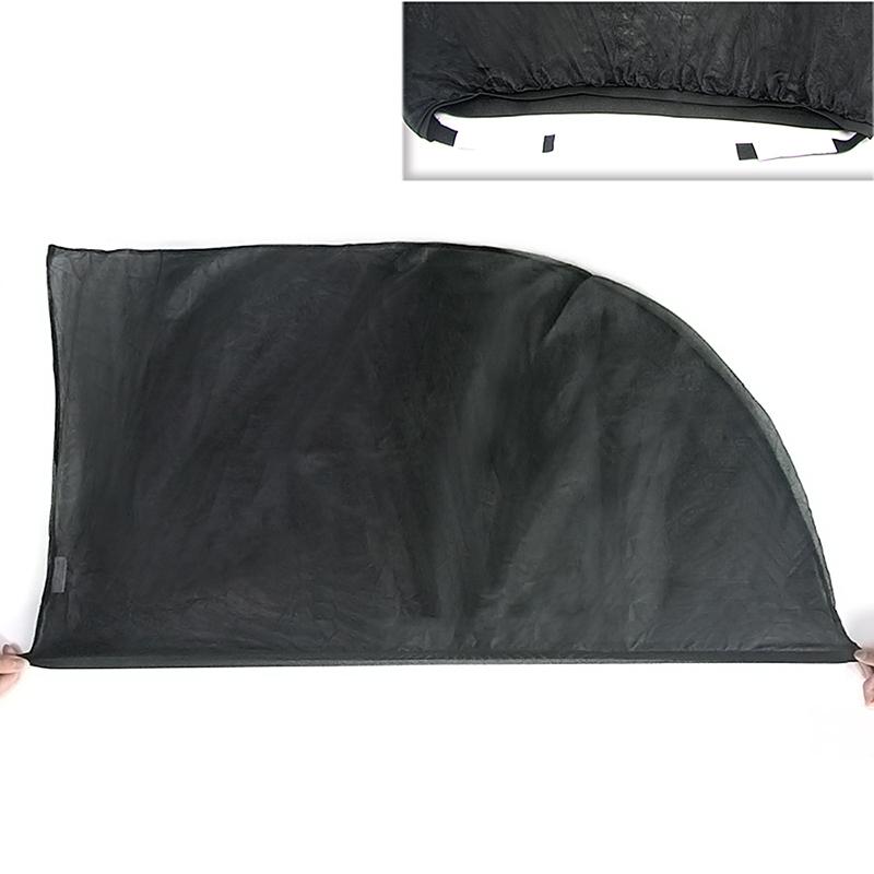 Anti-UV Car Side Window Sun Shade Visor Sun Block Cover 100*53.5cm