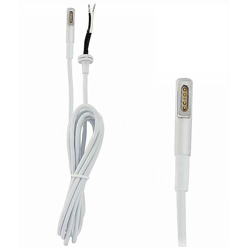45W 60W 85W AC Power Adapter Repair DC Cord Cable L Tip for Macbook Magsafe Pro
