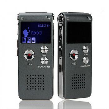 8GB Mini USB Flash Digital Audio Voice Recording Pen MP3 Player