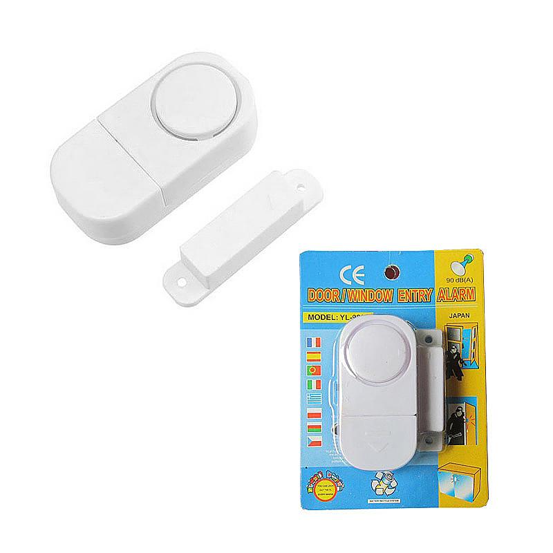 Wireless Home Window Door Burglar Security Alarm System Magnetic Sensor Alarmer