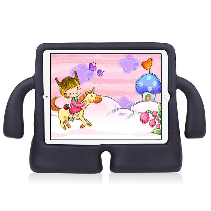 Universal Shockproof EVA Foam Stand Tablet Case for iPad Mini 1/2/3/4 - Black