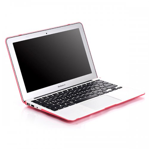 """Frost Laptop Protective Case Cover for Apple MacBook Air 13.3"""" -Pink"""