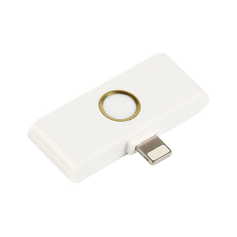 External Home Button 8pin to 3.5mm Headphone Audio Jack Charger Adapter Converter for iPhone X