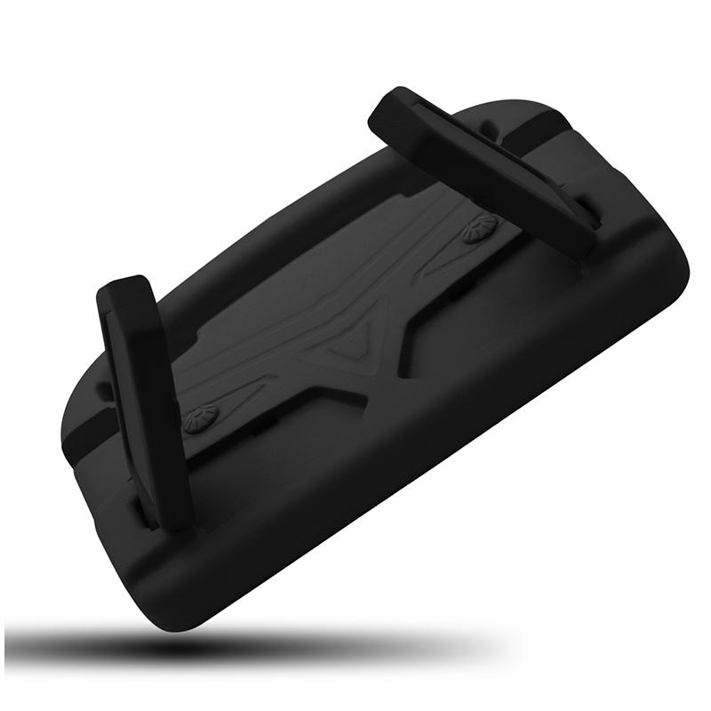Shockproof EVA Foam Stand Case Cover for Apple iPad Mini 2/3/4 - Black