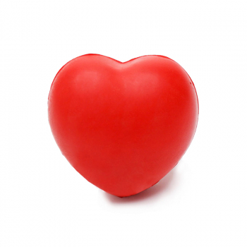 Heart Stress Reliever Ball Red Wedding Decoration