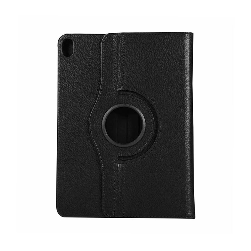"""360 Degree Rotating Smart PU Stand Cover Case with Auto Sleep/Wake Function for Apple iPad Pro 11"""" 2018 - Black"""